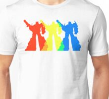 Optimus Prime Colors Unisex T-Shirt