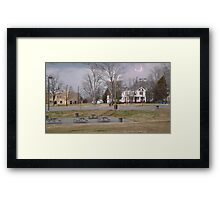 Storm Season 2013 Begins 4 Framed Print