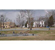 Storm Season 2013 Begins 5 Photographic Print