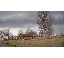 Storm Season 2013 Begins 8 Photographic Print