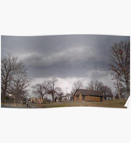 Storm Season 2013 Begins 9 Poster