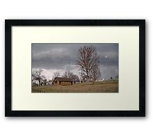 Storm Season 2013 Begins 10 Framed Print