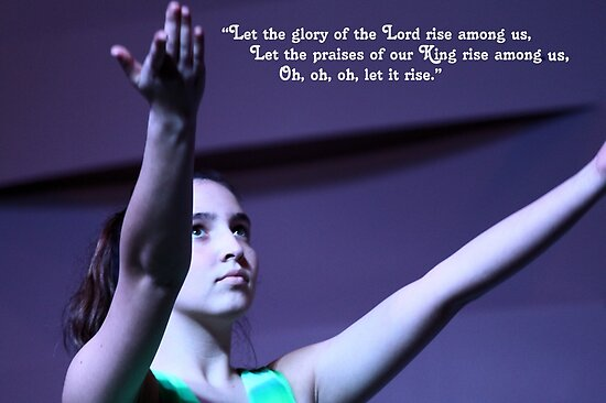 The Glory of the Lord by WeeZie