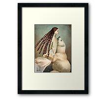 Schneeweißchen (Snow-White) Framed Print