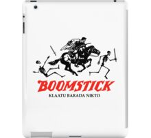 BOOMSTICK REPEATING ARMS!!  iPad Case/Skin