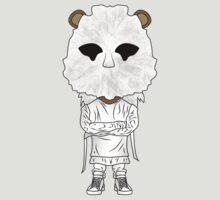 Yeti Mask by Degausser