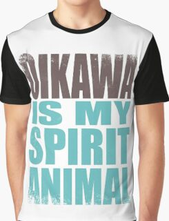 Oikawa is my Spirit Animal Graphic T-Shirt