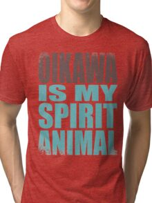 Oikawa is my Spirit Animal Tri-blend T-Shirt