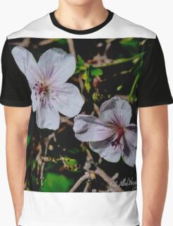 Wild Blossoms Graphic T-Shirt