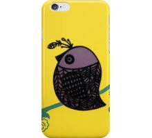 Chirp iPhone Case/Skin