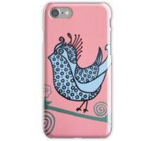 Chirp Chirp Chirp iPhone Case/Skin