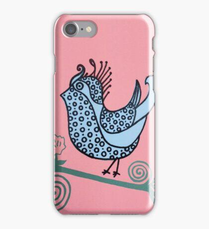 Chirp Chirp Chirp iPhone Case/Skin