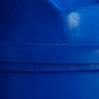 Blue Bin by Joanne  Bradley