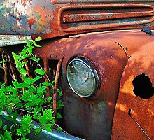Old Truck by joevoz