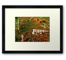 Cahuenga Peak David Olson Framed Print