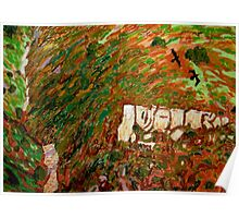 Cahuenga Peak David Olson Poster