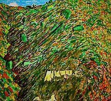 Cahuenga Peak pine David Olson by David Olson