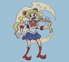 Sailor Moonie One Piece - Short Sleeve
