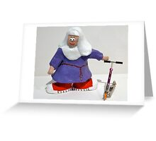 Sister Bridget  Greeting Card