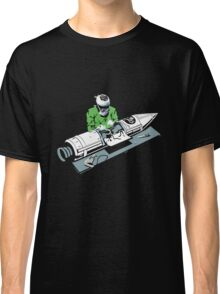Rocket Surgeon funny nerd geek geeky Classic T-Shirt