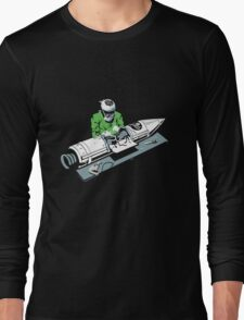 Rocket Surgeon funny nerd geek geeky Long Sleeve T-Shirt