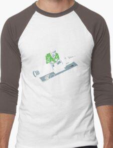 Rocket Surgeon funny nerd geek geeky Men's Baseball ¾ T-Shirt
