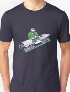 Rocket Surgeon funny nerd geek geeky Unisex T-Shirt