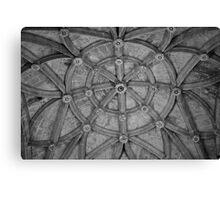 Ceiling Spiral Canvas Print