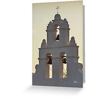 Mission San Jose Greeting Card