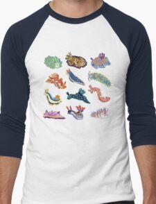 Nudie Cuties Men's Baseball ¾ T-Shirt
