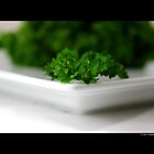 Petroselinum Crispum - Garden Parsley by © Sophie W. Smith