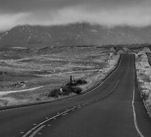Southern California Road by Alexandru Barabas