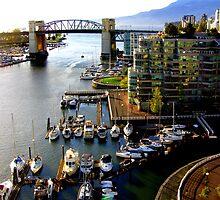 Vancouver View by RainyDayPoetry