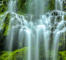 Proxy Falls by Jim Stiles