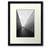 parkes place Framed Print