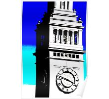 Ferry Building Poster