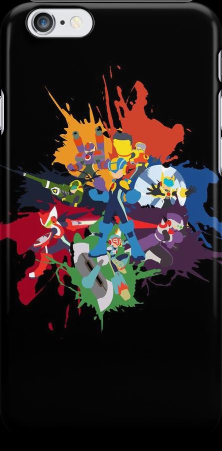 Megaman: Souls of a Hero Minimal by jax89man
