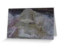The Devil's Punch Bowl Greeting Card