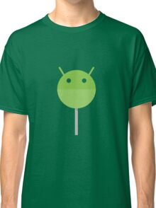 Android Lollipop Classic T-Shirt