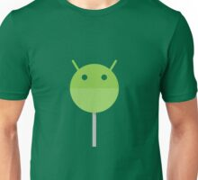 Android Lollipop Unisex T-Shirt