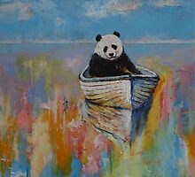 Watercolors by Michael Creese