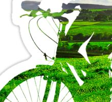 Green Transport 6 Sticker