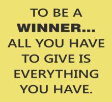 Winner by d1bee