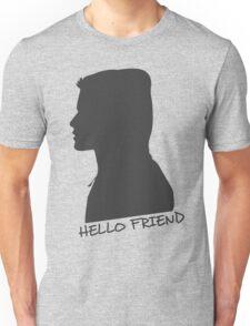 Hello F Unisex T-Shirt