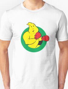 Boxing No-Ghost Logo T-Shirt