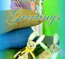 Easter Greetings by ©The Creative  Minds