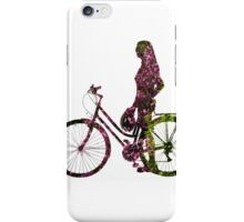 Green Transport - Female iPhone Case/Skin