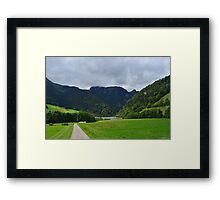 Your Path Framed Print
