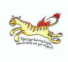 Tiger, Tiger by Kerina Strevens