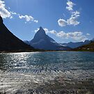 The Mighty Matterhorn  by Tamara Al Bahri